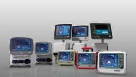 Software and firmware updates for ventilators