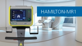 HAMILTON-MR1 ventilator Part 2: use in MRI room